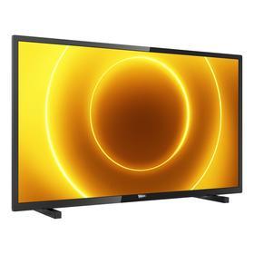 """Телевизор Philips 32PHS5505/60 (LED), 32"""", 1366х768, DVB-T2/S2, 2хHDMI, USB, черный"""