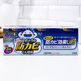 Средство для удаления грибка в ванной комнате Look, с цветочным ароматом, 3 упаковки по 5 г
