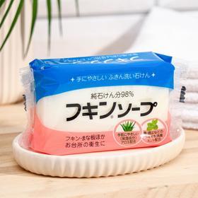 Кухонное хозяйственное мыло, Fukin Soap, с мятой / кусок 135 г / 24