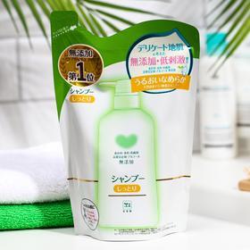 Шампунь для волос Mutenka, с натуральными ингредиентами без добавок, 380 мл