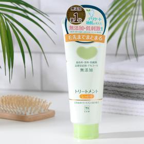 Маска для нормальных и жирных волос Mutenka, с натуральными ингредиентами, 180 г