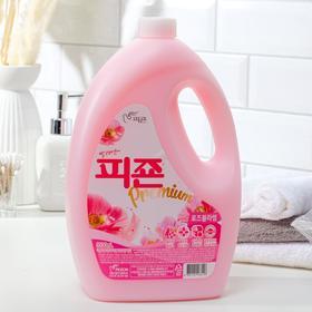 Кондиционер для белья Pigeon, с ароматом «Розовый сад», 3,1 л