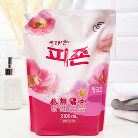 Кондиционер для белья Pigeon, с ароматом «Розовый сад», 2,1 л
