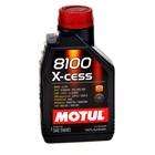 Масло моторное Motul 8100 X-cess 5w-40, 1 л