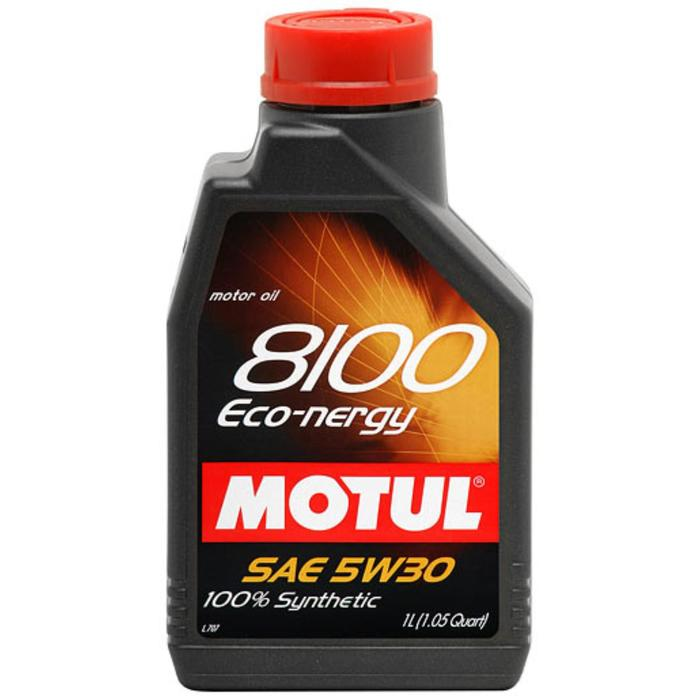 Моторное масло MOTUL 8100 Eco nergy 5W-30 A5/B5, 1 л