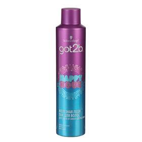 Лак для волос Got2b Happy Hour «Железная леди», 300 мл