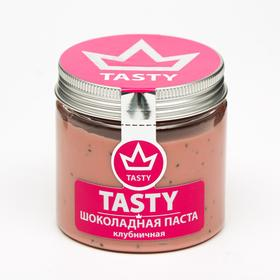 "Шоколадная паста ""Tasty"" Клубничная 200 г"