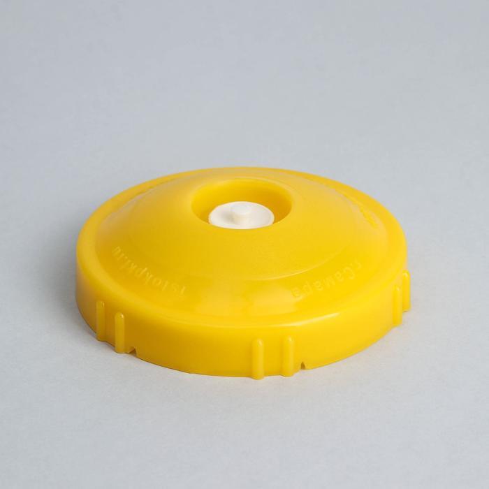 Крышка вакуумная, резьбовая КВК-82Р МИКС - фото 971655