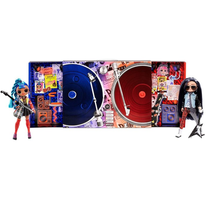 Игровой набор «Lol. OMG - Музыкальный дуэт» 2 куклы - фото 1467788