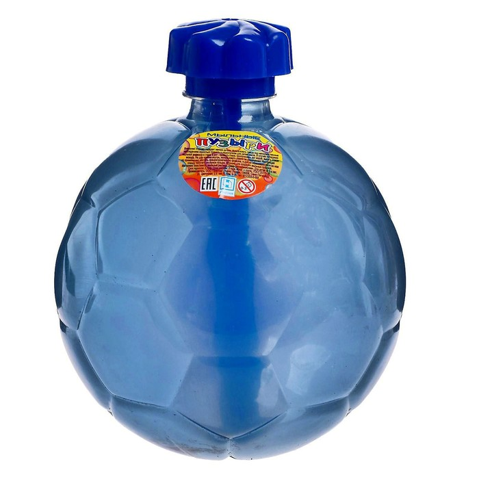 Мыльные пузыри «Мячик», 1000 мл - фото 282127061