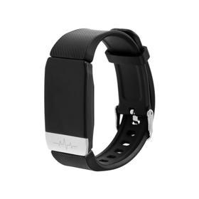 """Фитнес-браслет Ritmix RFB-445, 1.14"""", цветной дисплей, датчик температуры, 105 мАч,чёрный"""