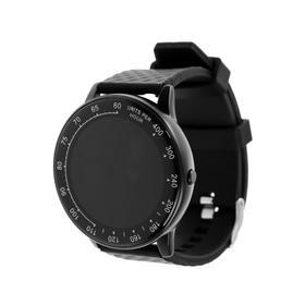 """Фитнес-браслет Ritmix RFB-480, 1.3"""", цветной дисплей, пульсометр, 200 мАч, чёрный"""