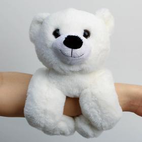 Мягкая игрушка «Мишка», цвет белый в Донецке