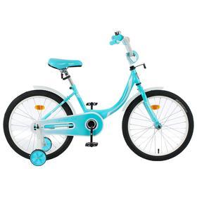 "Велосипед 20"" Graffiti Fashion Girl, цвет бирюзовый"
