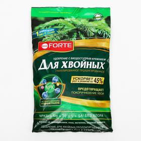 Удобрение Бона Форте  весна-лето для Хвойных с кремнием, 5 кг