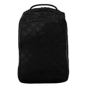 Рюкзак молодежный, Grizzly RD-044, 39x26x17 см, эргономичная спинка, отделение для ноутбука, «Ромбы»