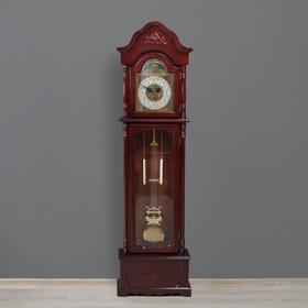 Часы напольные с боем, завод на 15 дней, 24х51х191,5 см
