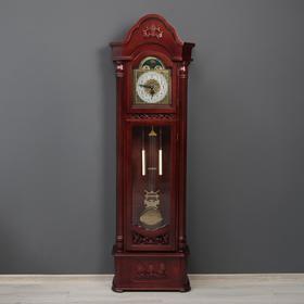 Часы напольные с боем, завод на 31 день, 27х60х205 см