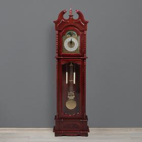 Часы напольные с боем, завод на 7 дней, 32х62х220 см