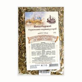 Чайный напиток «Монастырский сбор № 11», гормонально-нормализующий, 104 г