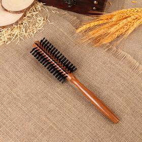 Brashing, d = 4.5 cm, artificial bristles, color
