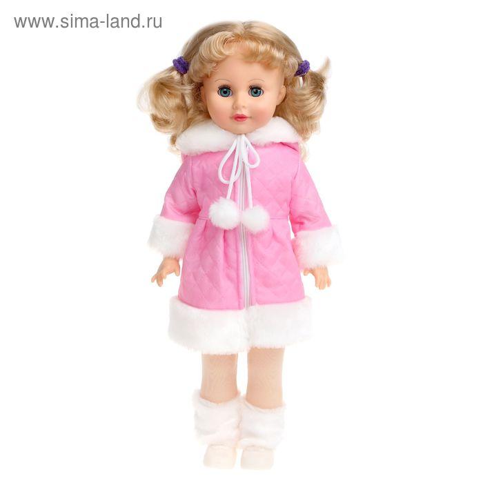 """Кукла """"Людмила 12"""" со звуковым устройством, 52,5 см"""