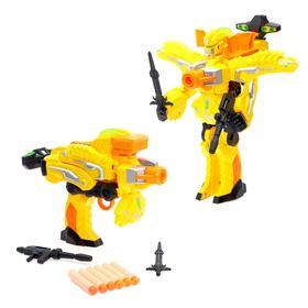 Робот-трансформер, в пакете
