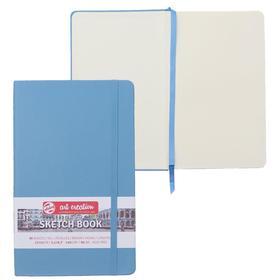 Блокнот для рисунков А5, 140 г/м², Royal Talens, 130 х 210, 80 листов, твёрдая обложка, синяя