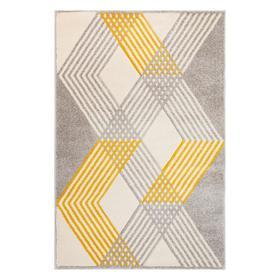 Ковёр прямоугольный «Фризе» Soho 120х170 см