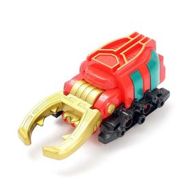 Beetle robot, transforms, red, inertia, PACKAGE