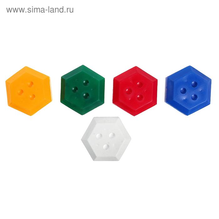 Мозаика объёмная, 20 элементов