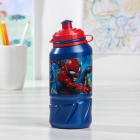 Stor Spiderman Graffiti Bottle 420 ml