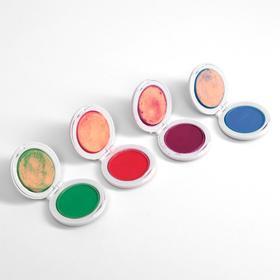 Набор мелков для волос, 4 цвета