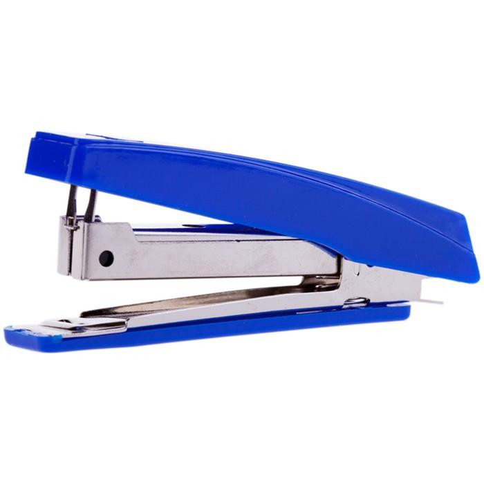 Степлер №10 до 10 листов OfficeSpace, синий