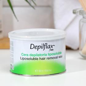 Воск для депиляции Depilflax100, натуральный, 400 мл