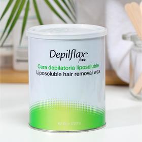 Воск для депиляции Depilflax100, азуленовый, 800 мл