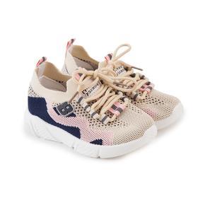 Кроссовки детские, цвет розовый, размер 27