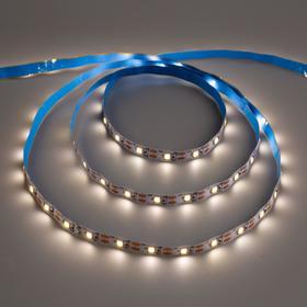 Комплект светодиодной ленты URM, 60 LED/м, 4.8 Вт/м, 5В, IP22, 3000К, датчиком движения, 3 м