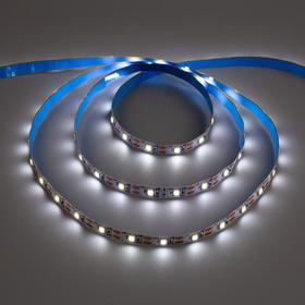 Комплект светодиодной ленты URM, 5В, AAx3( в компл), SMD3528, 3 м, IP22, 60 LED/м, 6000К