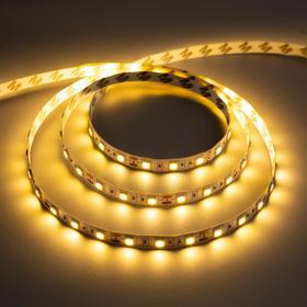 Светодиодная лента URM, 12В, SMD5050, 5 м, IP22, 14.4Вт/м, 60 LED/м, 3000К