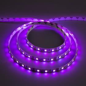 Светодиодная лента URM, 5 м, 5050, 60 LED/м, 14.4 Вт/м, 12В, 18-20 Лм, IP22, RGB