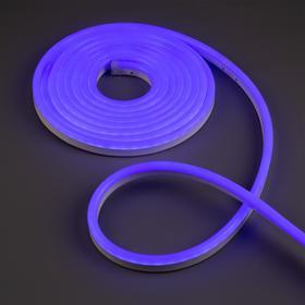 Гибкий неон, 5 м, LED/м-120-SMD2835-220V, IP65, RGB