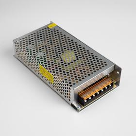 Блок питания для светодиодных лент и модулей URM, 150 Вт, 12 В, IP22, металл