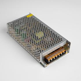 Блок питания для светодиодных лент и модулей URM, 200 Вт, 12 В, IP22, металл