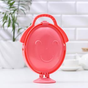 3 in 1 folding dish 20x5x30 cm, MIX color