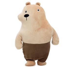 Мягкая игрушка «Медведь Гризли», 33 см