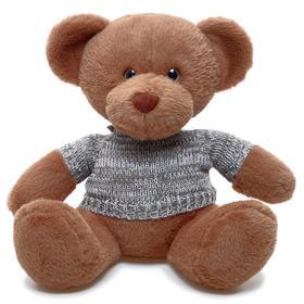 Мягкая игрушка «Мишка Аха модный», 35 см