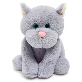 Мягкая игрушка «Котик Мося», цвет серый, 22 см