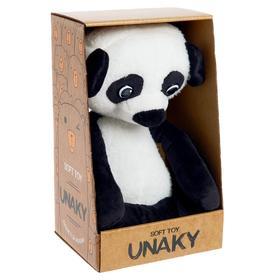 Мягкая игрушка «Панда Елисей», 21 см