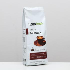Кофе Italco Arabica Brazil, зерновой, 1000 г